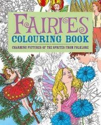Fairies Colouring Book