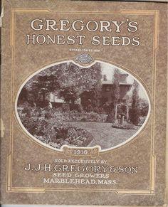 1916 Catalogue