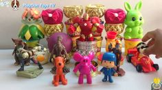 Pocoyo, Marvel Avengers, Iron Man Toys   Guardians of the Galaxy Groot,...