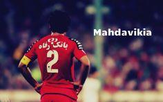 Mehdi Mahdavikia | The Legend Of Iran`s Football | Pinterest Javad Nekounam Wife
