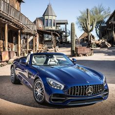 """153.6k Likes, 359 Comments - Mercedes-Benz (@mercedesbenz) on Instagram: """"Exploring the wild west in style: the Mercedes-AMG GT Roadster in Arizona.  #MercedesAMG #Mercedes…"""""""