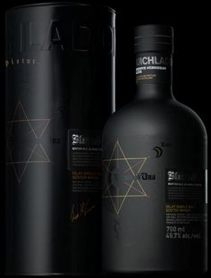 Bruichladdich's Black Art single malt can inspire strange behavior...like playing croquet by car headlights at 4am during a party with folks from the distillery...