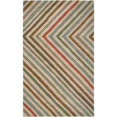 Carmel Decor - Anna Redmond Beige - AD2350 By Rizzy Home - - 9x12 ($1020)