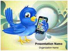 Check out our professionally designed #Twitter Bird #PPT #template. Download our Twitter Bird PowerPoint theme and background affordably now. This royalty free Twitter #Bird #PowerPoint #template lets you edit text and values and is being used very aptly for Twitter Bird, #application #software, communication, #community, #electrical #equipment, #forum, #ideas, #information #medium, #internet, #leadership, #marketing and such PowerPoint #presentations.