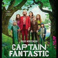 Avez-vous vécu dernièrement un grand moment de cinéma ? Visionné un film qui vous retourne, vous interrogeou bienvous hante durant des semaines ? Parmi tous les films qui sortent chaque année dans les salles, il y a toujours des petits diamants, des pierres précieuses qui brillent de par leurs dialogues, la beauté des images, l'intensité musicale… Captain Fantastic fait pour moi partie de ces pétites là. Ecrit et réalisé par Matt Ross, Captain Fantastic raconte l'histoire d'une famille…
