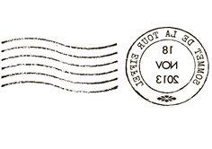 Baúl estilo vintage tuneado con transfer y decoupage | Hacer bricolaje es facilisimo.com Vintage Ephemera, Vintage Art, Vintage Photos, Stamp Carving, Decoupage Paper, Custom Stamps, Mirror Image, Background Patterns, Scrapbook Cards