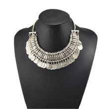 collier argent brillant wow