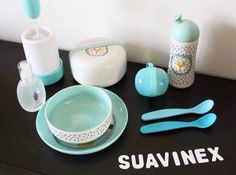 Revue de produits #Suavinex par #BebePantoufle : collection #HelloFox, goupillon #biberon, Baby Cologne...