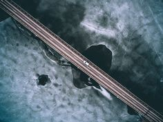 Stunning aerial shots of natural surroundings captured by Swedish photographer Tobias Hägg. Born and based in Eskilstuna, Sweden, Tobias Hägg is a photogra