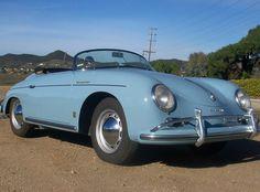 1958 Porsche T-2 Speedster - 1 - Print Image
