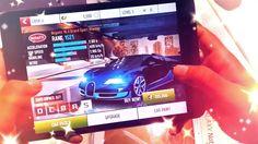 Speed Test comparison Asphalt 8 iPhone 5S vs iPad 4 HD Gameplay - Local ...