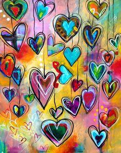Avis aux personnes qui n'aiment pas la forme de coeur, cet article n'est pas pour vous. Le coeur est, a été et sera toujours une forme inspi...
