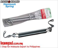 Visit- http://www.hanyaw.com.my/Products/Rose_Brand_Hammock_Spring_S202.html