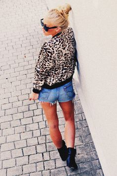 Martine Rødland Egeland - Leopard