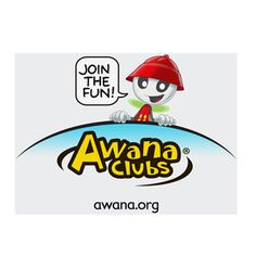 Awana Clubs Window Decal