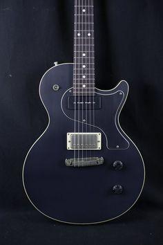 Nik Huber Guitars.