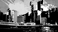Pop City 26 Digital Art by Melissa Smith