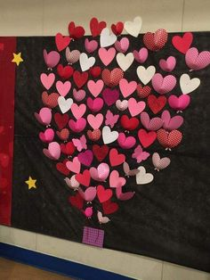 20 Valentine's Day Classroom Bulletin Board Ideas Which Will Get Kids all Excite. 20 Valentine's Day Classroom Bulletin Board Ideas Which Will Get Kids all Excited – Ethinify Valentines Day Gifts For Him, Valentines Day Party, Valentine Day Crafts, Dance Decorations, School Decorations, Valentines Decoration, Valentines Day Bulletin Board, February Bulletin Board Ideas, Middle School Dance