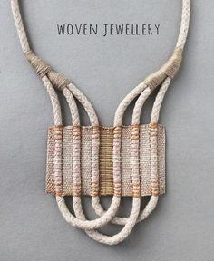 Sunday Visual Diary #04:Woven jewellery