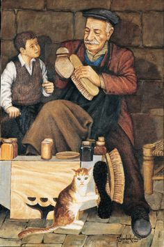 Ayakkabı Boyacılığı – Mehmet Ali Diyarbakırlıoğlu