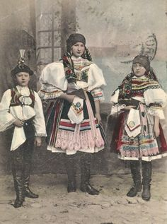 Folk Costume, Costumes, My Heritage, Czech Republic, Traditional Dresses, Ph, Westerns, German, Old Things