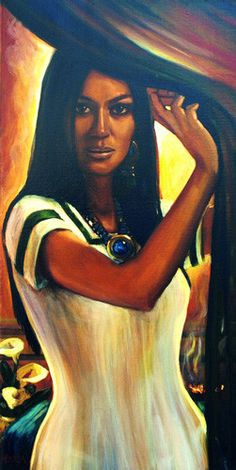 art aztec native american arte mexican mexico paintings chicano mexican art…