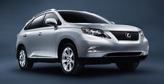 "My Tungsten Pearl Lexus RX 350 aka Lexy.  ""I'm older and I have more insurance."""