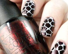 the nail polish challenge #nail #nails #nailart