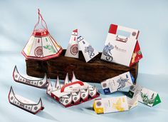 """島遊─蘭嶼伴手禮系列包裝 """"LANYU JOURNEY"""" – """"Lanyu"""" Souvenir Gift Packaging Series"""