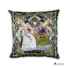 Almofada Frida Kahlo - Irmas