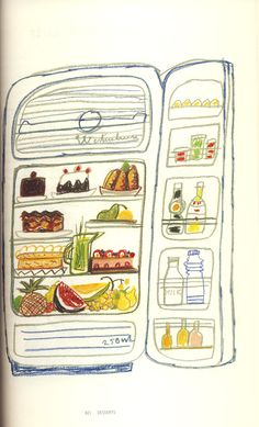 1080 Recipes // Simon and Inges Ortega // great illustrations