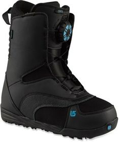 Burton Chloe Snowboard Boots with quick fasten cable mechanism - Women's - 2012/2013