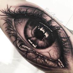 Eye Tattoo..