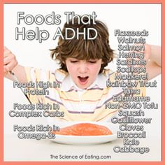 Diet plays a role in relieving ADD & ADHD symptoms, so it is wise to get more foods that are good for the brain into your daily routine. Here are my top suggestions!