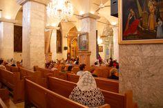 Armeense kerk in Aleppo. Foto: Marco in 't Veldt