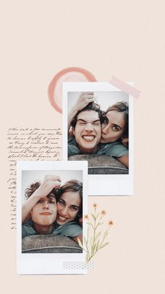 Eleonora e Edoardo Wallpaper Editing Pictures, Photo Editing, Picsart, Polaroid Frame, Polaroids, Skam Wallpaper, Instagram Frame Template, Foto Frame, Picture Templates