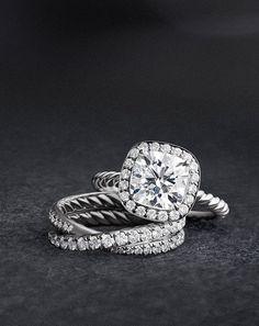 Engagement Rings   David Yurman