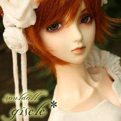 Soul-Double > Double girl > Gisele