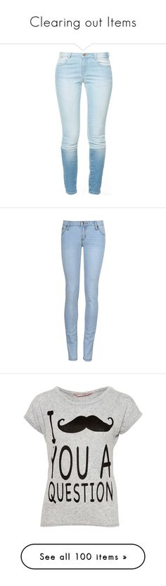 """""""Clearing out Items"""" by dream-forever-and-a-life-time ❤ liked on Polyvore featuring jeans, pants, bottoms, calças, pantalones, light blue, blue skinny jeans, zara jeans, zara skinny jeans and light blue skinny jeans"""