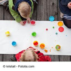 Fördern Sie die  Selbstwahrnehmung von Kindern mit einem originellen Körperpuzzle