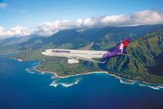Hawaiian Airlines increases capacity on Auckland-Honolulu route.