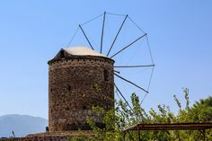 Yel Değirmeni / Windmill by Kıvanç Cangülenç on 500px