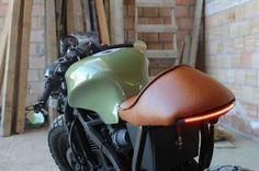 Kawasaki GPZ 500 s Cafe Racer/schimb cu chopper Bacau - imagine 6