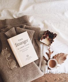 Fashion, wallpapers, quotes, celebrities and so much Brown Aesthetic, Autumn Aesthetic, Aesthetic Collage, Albert Camus, Flat Lay Photography, Book Photography, Coffee And Books, Fall Photos, Autumn Inspiration