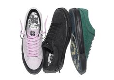 #sneakers #news  Stussy and Converse Collab For Premium Editions Of The One Star
