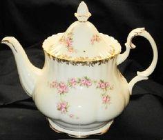 Royal Albert Teapot TRIVET Dimity Rose