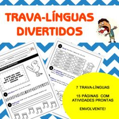 Código 465 Trava-línguas divertidos