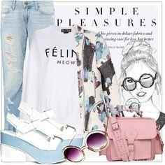 Simple+Pleasures+|+Women's+Outfit+|+ASOS+Fashion+Finder