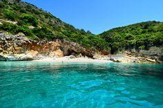 Greece-Sivota-Mega Drafi beach