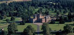 Visit Glamis Castle   Historic Scottish Castle by Forfar, Scotland